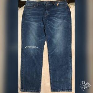 Lucky Brand Men's 221 Straight Leg Jeans in DELM
